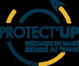 Logo PROTECT'UP - Spécialiste en santé et sécurité au travail